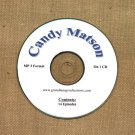 OLD TIME RADIO OTR    CANDY MATSON 14  EPISODES