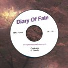 OLD TIME RADIO OTR  DIARY OF FATE  25  EPISODES