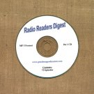 OLD TIME RADIO OTR  RADIO READERS DIGEST  72  EPISODES  ON CD