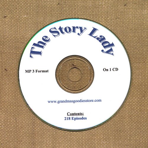 OLD TIME RADIO OTR  THE STORY LADY  218 EPISODES  ON CD