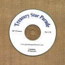 OLD TIME RADIO OTR  TREASURY STAR PARADE  99  EPISODES  ON CD