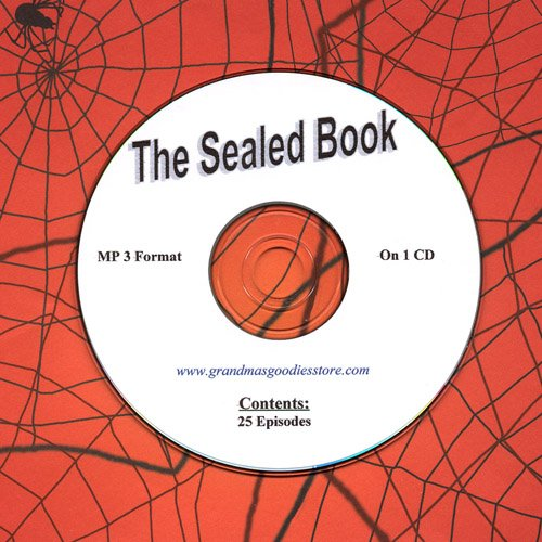 OLD TIME RADIO OTR   THE SEALED BOOK  25 EPISODES  EPISODES ON CD