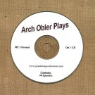 OLD TIME RADIO OTR   ARCH OBLER PLAYS 90 EPISODES  EPISODES ON CD