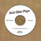 OLD TIME RADIO OTR   ARCH OBLER PLAYS 90 EPISODES  EPISODES ON CD