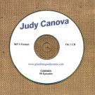 OLD TIME RADIO OTR    OTR JUDY CANOVA 53  GREAT EPISODES  EPISODES ON CD
