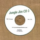 OLD TIME RADIO OTR     JUNGLE JIM CD #3 118   EPISODES ON CD