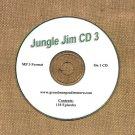 OLD TIME RADIO OTR     JUNGLE JIM CD #3 118   EPISODES ON CD