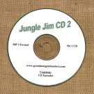 OLD TIME RADIO OTR     JUNGLE JIM CD #2 118   EPISODES ON CD