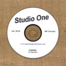 OLD TIME RADIO  OTR   STUDIO ONE  60 EPISODES ON DVD