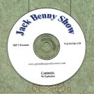 OLD TIME RADIO  OTR  JACK BENNY SHOW  VOL#4 96 SHOWS
