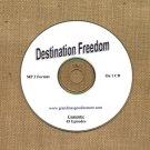 OLD TIME RADIO SHOWS   DESTINATION FREEDOM 45 EPS.  OTR