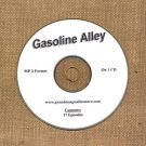 OLD TIME RADIO SHOWS   GASOLINE ALLEY 17 EPS. ON CD  OTR