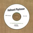 OLD TIME RADIO SHOWS   HALLMARK PLAYHOUSE 79 EPS. ON CD  OTR