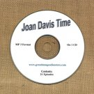 OLD TIME RADIO SHOWS   JONE DAVIS TIME 21 EPS. ON CD  OTR