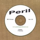 OLD TIME RADIO SHOWS PERIL 19 EPS. ON CD OTR