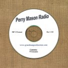 OLD TIME RADIO SHOWS PERRY MASON RADIO 75 EPS. ON CD OTR