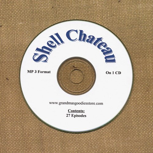 OLD TIME RADIO SHOWS SHELL CHATEAU  27 EPS. ON CD OTR