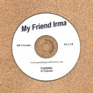 OLD TIME RADIO SHOWS  MY FRIEND IRMA  62 EPS. ON CD OTR