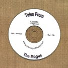 OLD TIME RADIO SHOWS  TALES FROM THE MOGUE  19 EPS. ON CD OTR