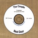 OLD TIME RADIO OTR  THE COUPLE NEXT DOOR  633 EPS. DVD
