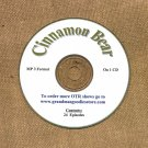 OLD TIME RADIO SHOWS  CINNAMON BEAR 24 EPS. ON CD OTR
