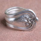 Wm. Rodgers 1914 Lakewood pattern Silver Plate Silverware Fork Ring #024 SZ 8