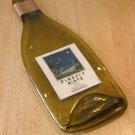 Firefly Ridge Wine bottle Flattened (slumped) Liqueur/wine bottle