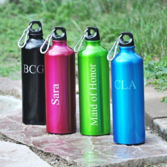 Personalized Aluminum Sports Beverage Bottle #375