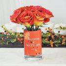 Fall Wedding Table Decoration  #3916L