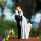 True Romance Couple Figurine Cake Top #9013