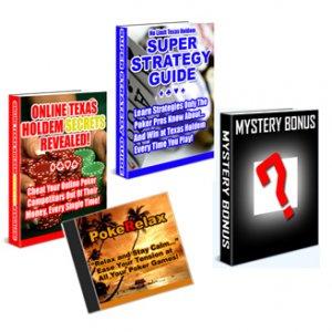 NL Texas Holdem Super Strategy Guide + BONUS package