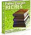 PUBLIC DOMAIN RICHES Resell  MAKE MONEY + FREE BONUS