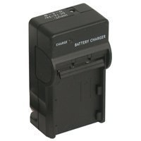 AC/DC Charger for Ricoh DB-60, DB-65 Battery