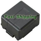 Decoded Panasonic VW-VBG130, VW-VBG130-K, VW-VBG130E-K, VW-VBG130GK Camcorder Battery