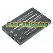 Fujifilm NP-60, NP60 Digital Camera Battery