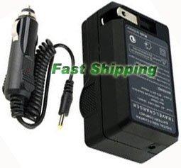 AC/DC Battery Charger for Samsung BP1030, BP1030B, BP-1030, ED-BP1030 Camera Battery