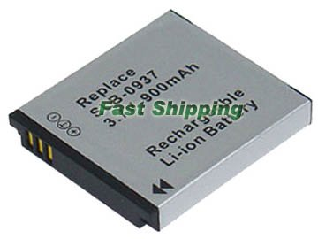 Samsung SLB-0937 Rechargeable Camera Battery