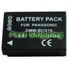 Panasonic DMW-BCG10PP Rechargeable Camera Battery
