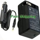 AC/DC Battery Charger for Panasonic HDC-TM900, HDC-TM900K Camcorder