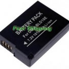 Panasonic DMW-BLD10PP camera battery, new battery 1-year warranty