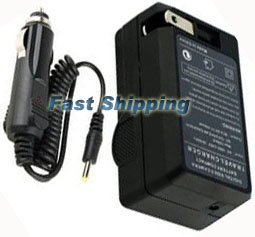 Canon EOS Rebel T2i Camera Battery Charger AC/DC