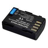 Panasonic Lumix DMC-GH3 Camera Battery DMW-BLF19E Decoded