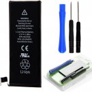 New 1430mAh 3.7V Li-ion Replacement Internal Battery for iPhone 4S 4GS + free tools