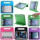 Kids Child Safe Shock Proof EVA Foam Case Handle Cover Stand for iPad 2 3 4 5 Mini Retina & Air