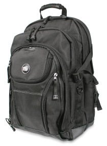 "Pacific Design 17"" Action Pro Notebook Backpack - PD0589"