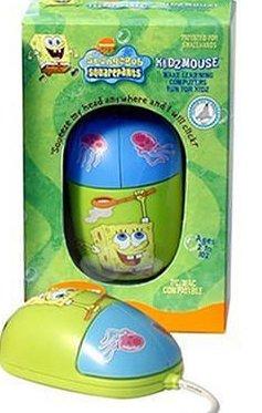 SpongeBob KidzMouse - Child Sized Mouse