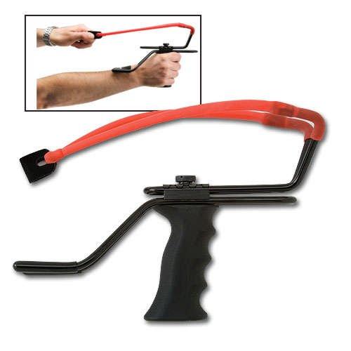 Laserhawk 3 Talon Grip Slingshot