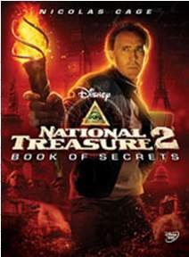 Nation Treasure 2 (2008 DVD WS) Brand New