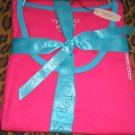VICTORIA'S SECRET Love Pink Nightie Nightgown Lounge Shirt PJ S Small New Tags Gift Satin Ribbon