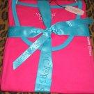 VICTORIA'S SECRET Love Pink Nightie Nightgown Lounge Shirt PJ S Small New Tags Gift Satin Ribbon